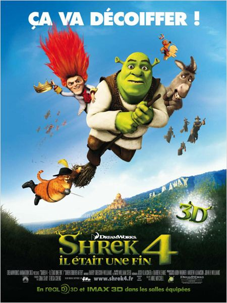 [MULTI] Shrek 4, il tait une fin [DVDRiP] [TRUEFRENCH] [AC3]