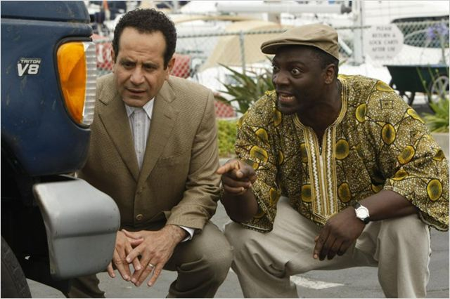 Monk : photo Adewale Akinnuoye-Agbaje, Tony Shalhoub