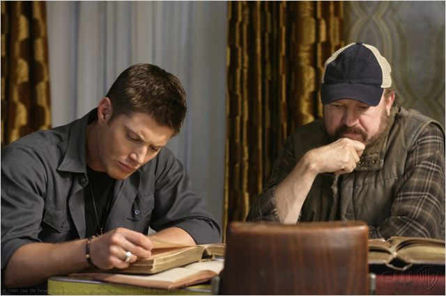 Supernatural photo de jensen ackles et jim beaver 1078 sur 1 299 allocine - Jensen ackles taille ...