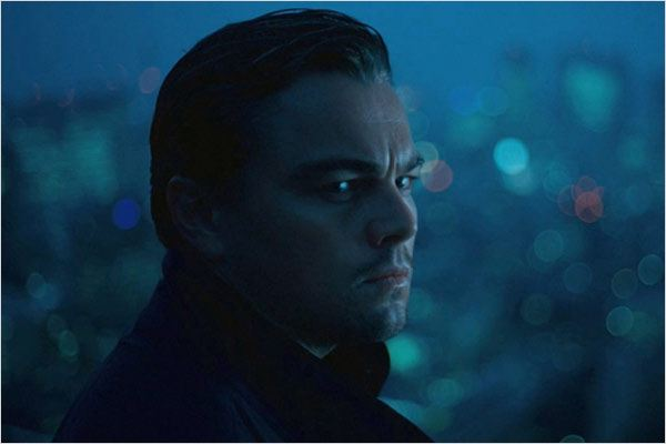 Inception : Photo Christopher Nolan, Leonardo DiCaprio