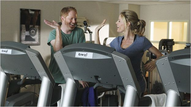Modern Family : Photo Jesse Tyler Ferguson, Julie Bowen