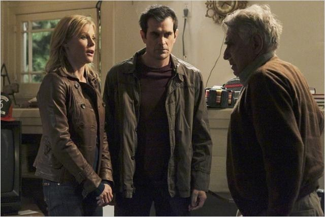Photo Julie Bowen, Philip Baker Hall, Ty Burrell