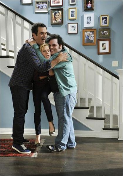 Photo Josh Gad, Julie Bowen, Ty Burrell