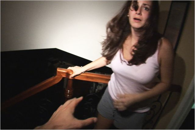 Paranormal Activity : Photo Katie Featherston, Oren Peli