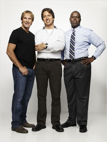 Men of a Certain Age : Photo Andre Braugher, Ray Romano, Scott Bakula