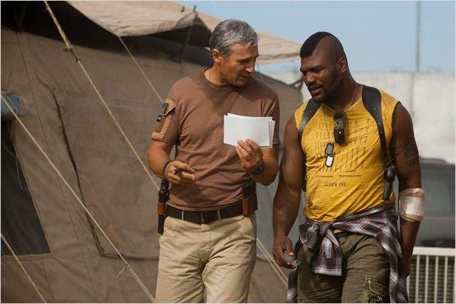 L'Agence tous risques : Photo Joe Carnahan, Liam Neeson, Quinton Rampage Jackson