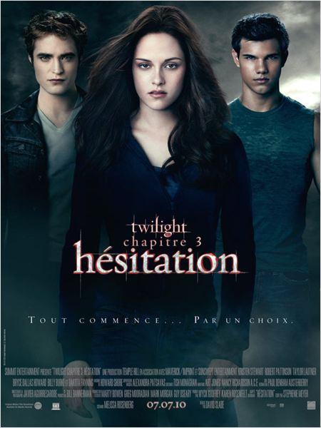 Twilight   Chapitre 3 : hésitation streaming vf