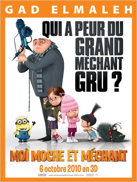 Telecharger Moi, moche et méchant [FRENCH-DVDRIP]
