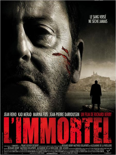 [MULTI] L'Immortel (2010) [FRENCH] (AC3) [BRRip]