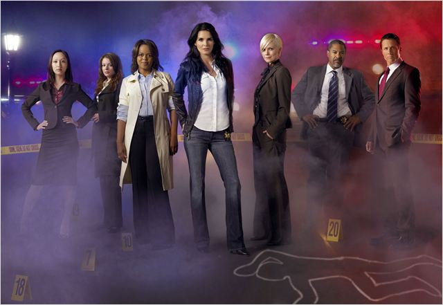 Women's Murder Club : Photo Angie Harmon, Aubrey Dollar, Laura Harris, Linda Park, Paula Newsome