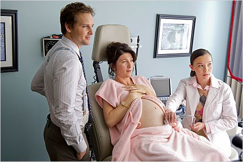 Nurse Jackie : photo Eve Best, Peter Facinelli