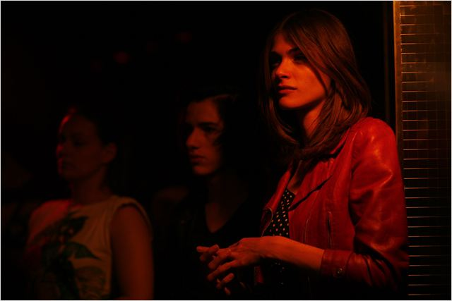 Bus Palladium : Photo Christopher Thompson, Elisa Sednaoui