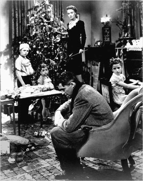 photo de james stewart dans le film la vie est belle photo 14 sur 121 allocin. Black Bedroom Furniture Sets. Home Design Ideas