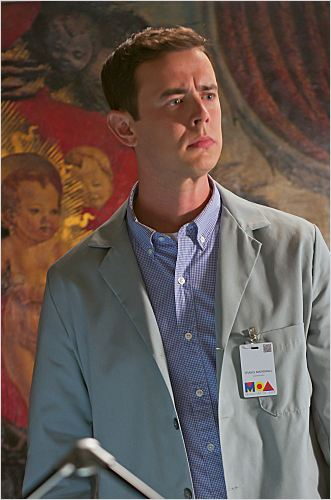 Dexter : photo Colin Hanks
