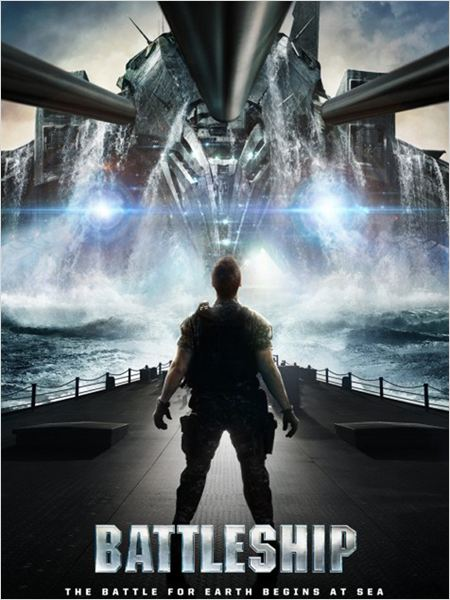 Battleship : affiche