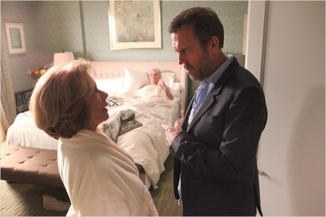 Dr House : photo Billy Connolly, Diane Baker, Hugh Laurie