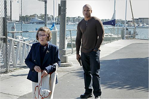 NCIS : Los Angeles : photo Linda Hunt, LL Cool J