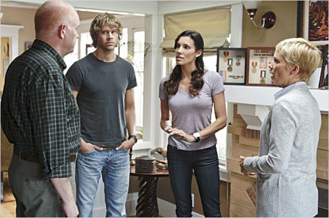Photo Daniela Ruah, Eric Christian Olsen