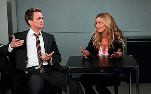 How I Met Your Mother : photo Becki Newton, Neil Patrick Harris