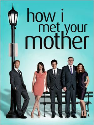 How I Met Your Mother SAISONS 1, 2, 3, 4, 5 et 6 FRENCH