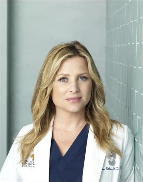Grey&#39;s Anatomy : photo Jessica Capshaw