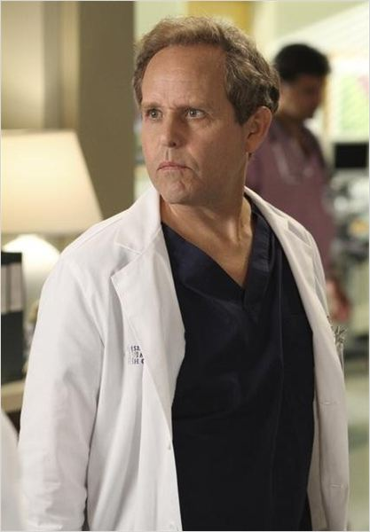 Grey's Anatomy : photo Peter MacNicol