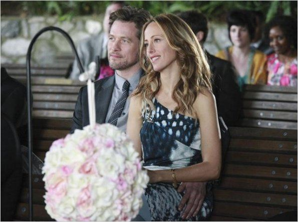 Grey's Anatomy : photo James Tupper, Kim Raver