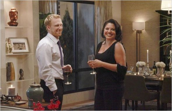 Grey's Anatomy : photo Kevin McKidd, Sara Ramirez