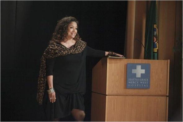 Grey's Anatomy : photo Debbie Allen