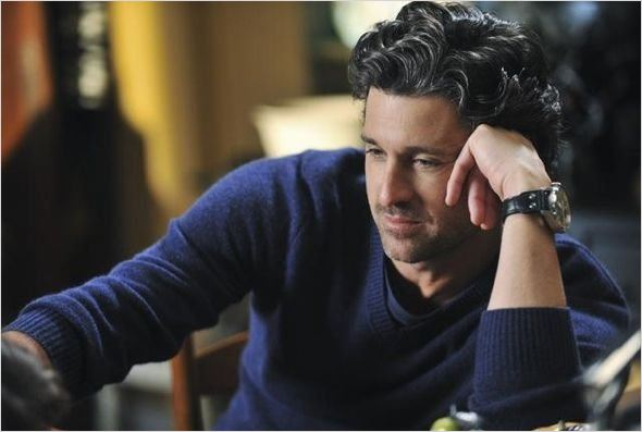 Grey's Anatomy : photo Patrick Dempsey