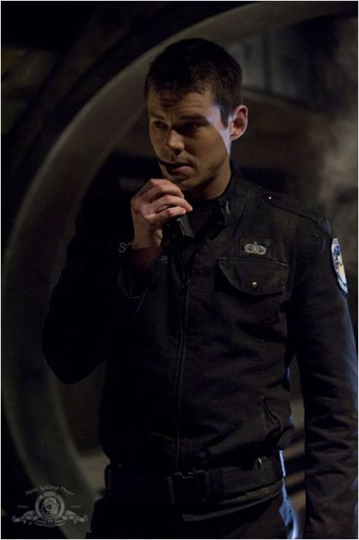 Stargate Universe : Photo Brian J. Smith