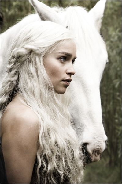 Game of Thrones : Photo Emilia Clarke
