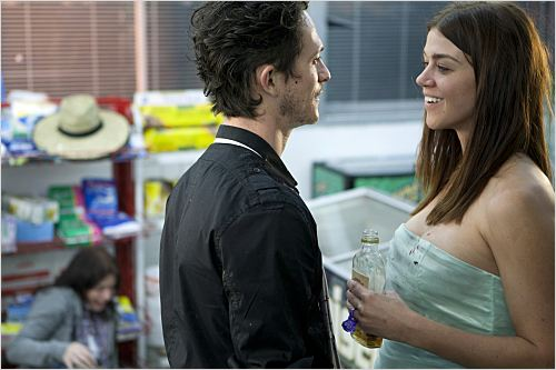 Photo Adrianne Palicki, Jonathan Tucker