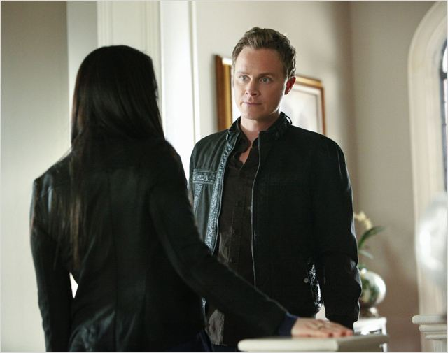 Vampire Diaries : photo David Anders, Mia Kirshner