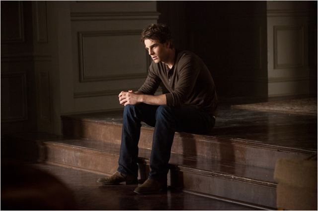Vampire Diaries : photo Nathaniel Buzolic