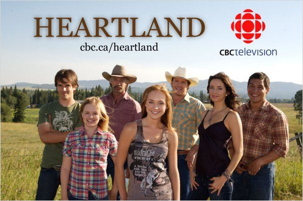 Heartland (CA) : Photo Amber Marshall, Chris Potter, Graham Wardle, Jessica Amlee, Michelle Morgan