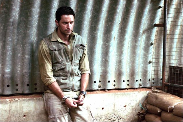 Strike Back : photo Richard Armitage