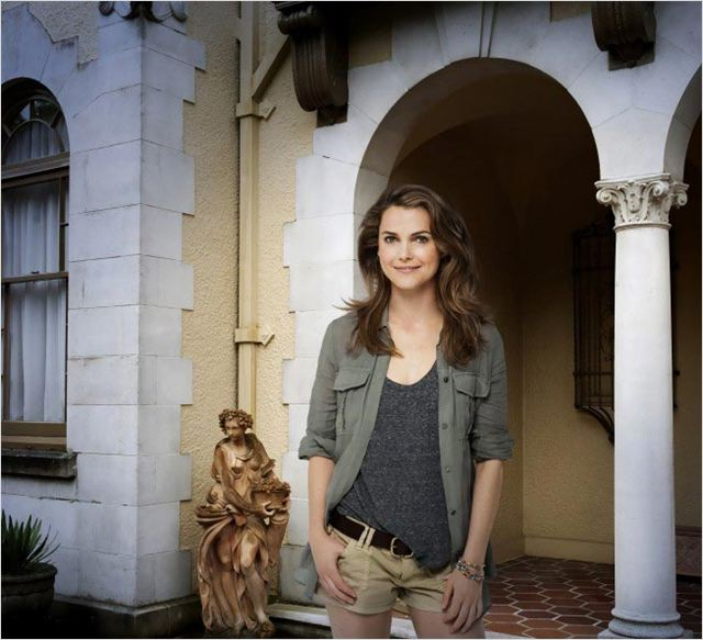 Running Wilde : photo Keri Russell
