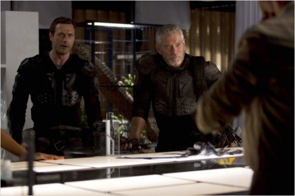 Photo Jason O'Mara, Stephen Lang