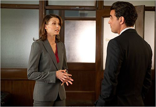 Blue Bloods : photo Bobby Cannavale, Bridget Moynahan