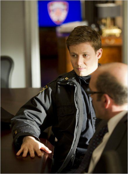 Blue Bloods : photo Will Estes
