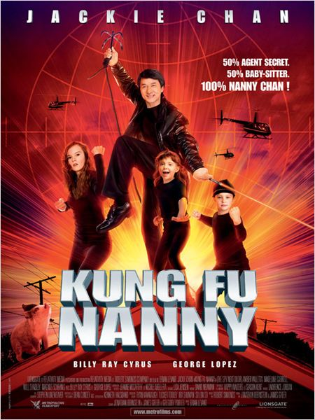 Kung Fu Nanny [FRENCH] [MULTI]