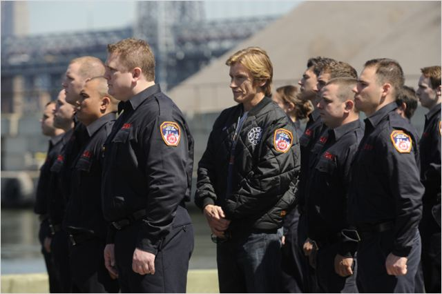 Rescue Me, les héros du 11 septembre : photo Denis Leary