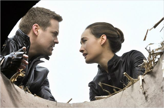 Nikita (2010) : photo Maggie Q, Shane West