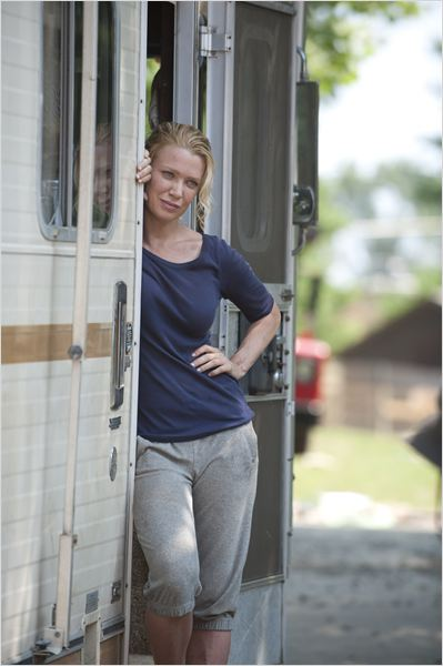 The Walking Dead : photo Laurie Holden