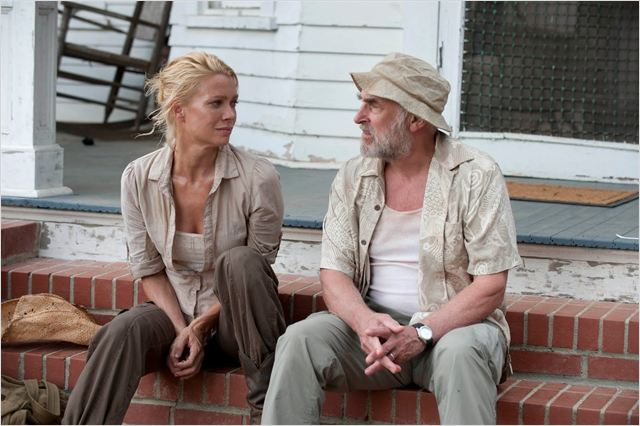 The Walking Dead : photo Jeffrey DeMunn, Laurie Holden