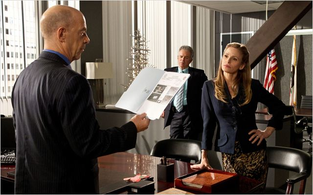 Photo Anthony John Denison, J.K. Simmons, Kyra Sedgwick