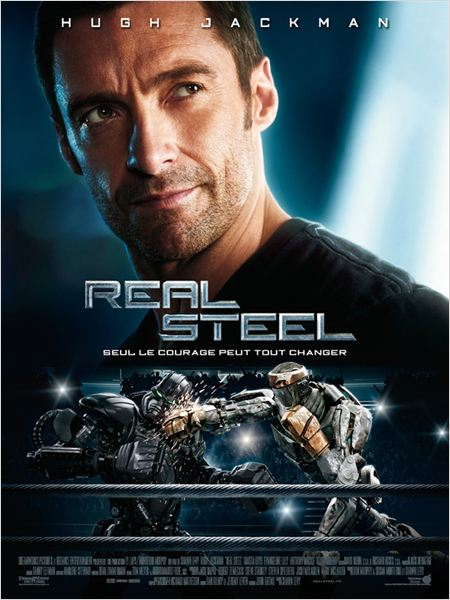 Real Steel french dvdrip streaming vk vimple