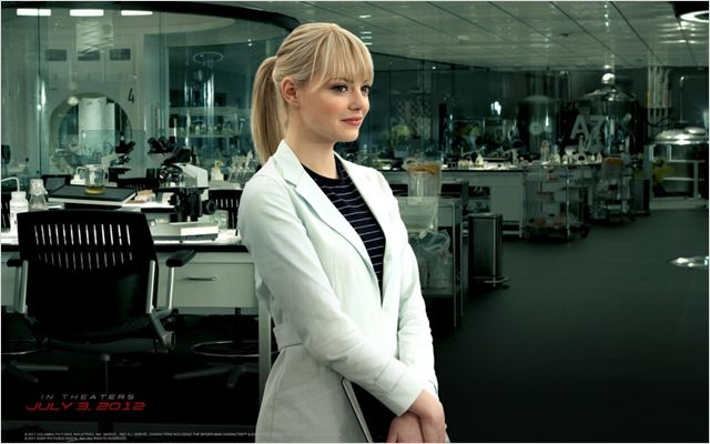 The Amazing Spider-Man : photo Emma Stone