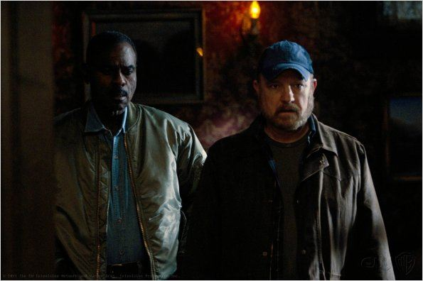 Supernatural : photo Jim Beaver, Steven Williams